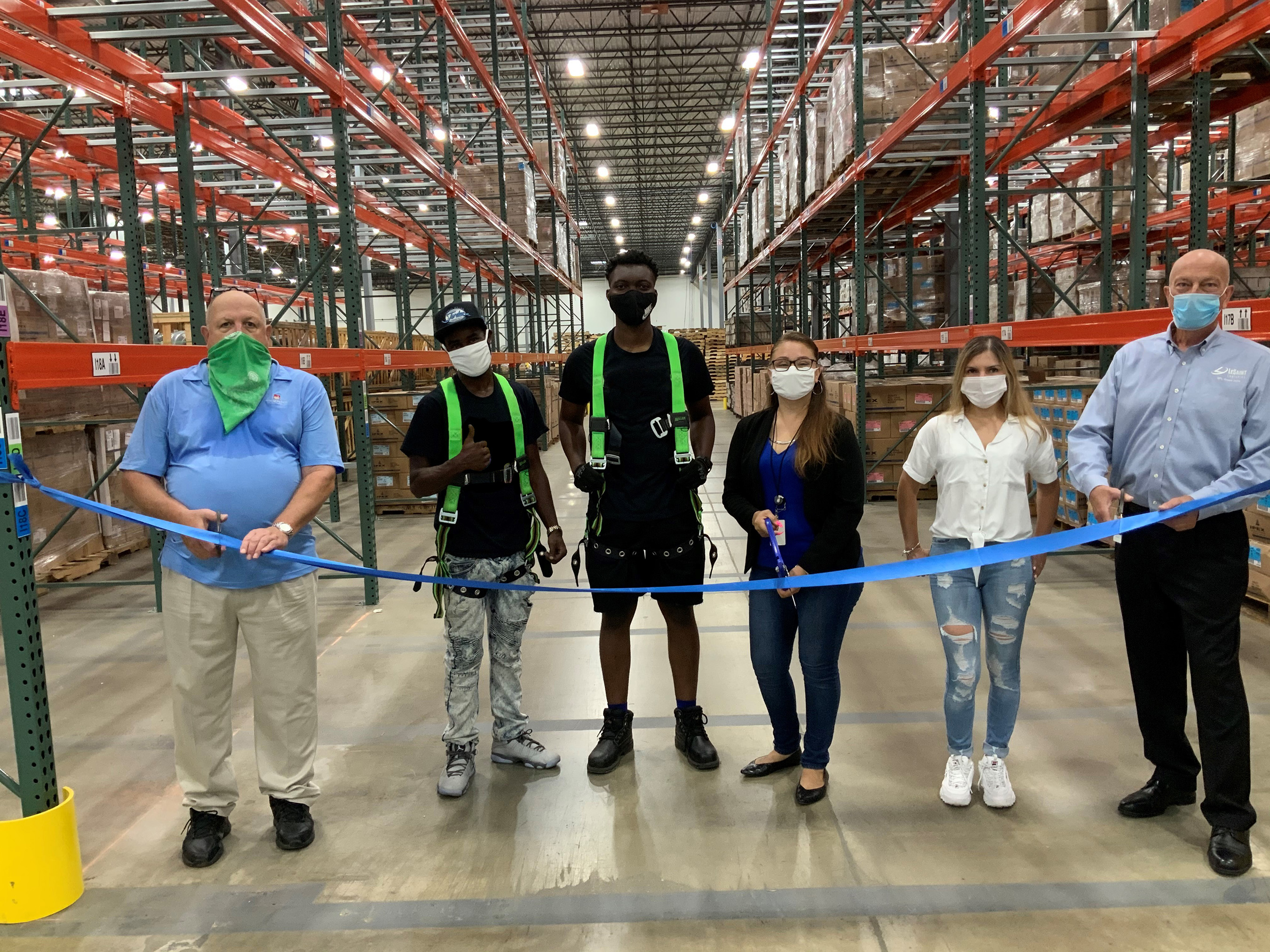 IPEX Celebrates the Grand Opening of the New Joilet Distribution Center