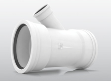 Multi Fittings Expands Their Line of Large Diameter Sewer Fittings